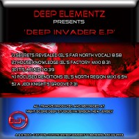 CJ110 Deep Elementz presents Deep Invader EP 4600