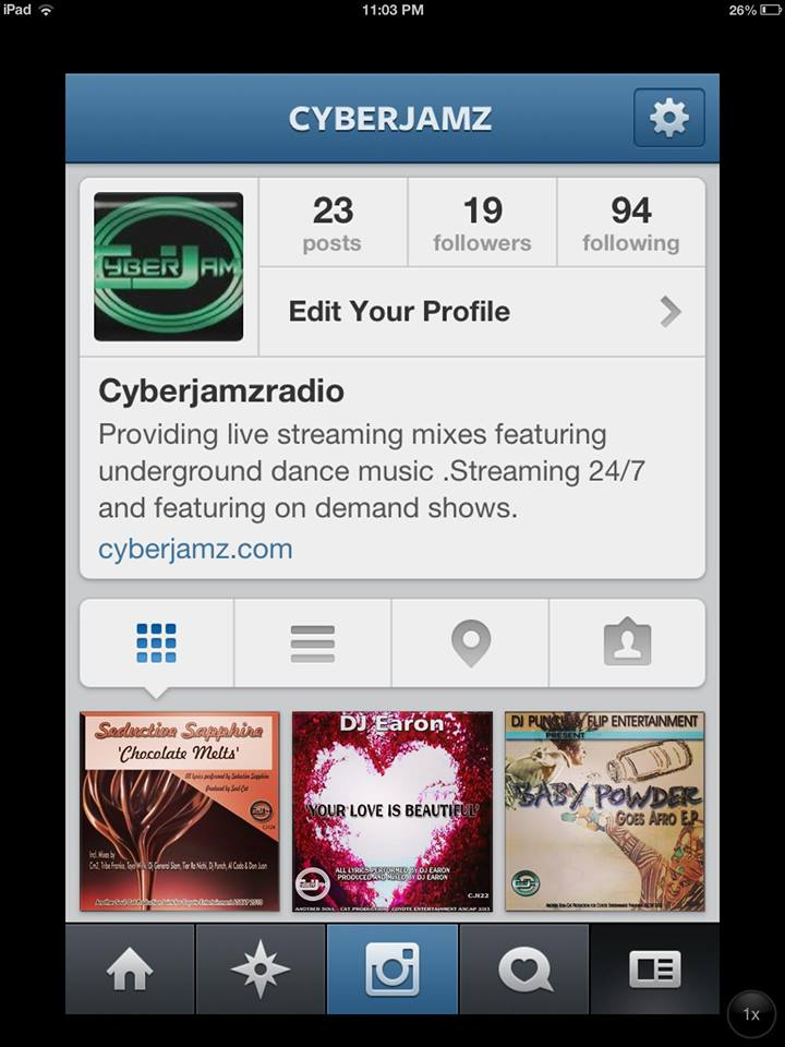 Instagram Now Available For Android: Cyber-InstaGram Now Fully Functional Follow Us Today