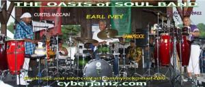 SammyRock & Sheila Shabazz Oasis of Soul Band1